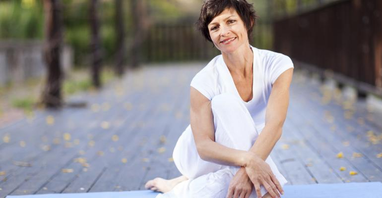 Third study shows EstroG-100 helps with menopause