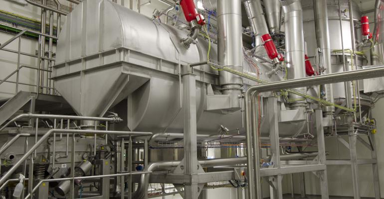 Arla targets infant nutrition with new lactose plant