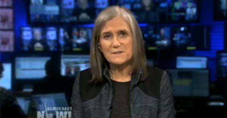 Democracy Now examines GMO labeling