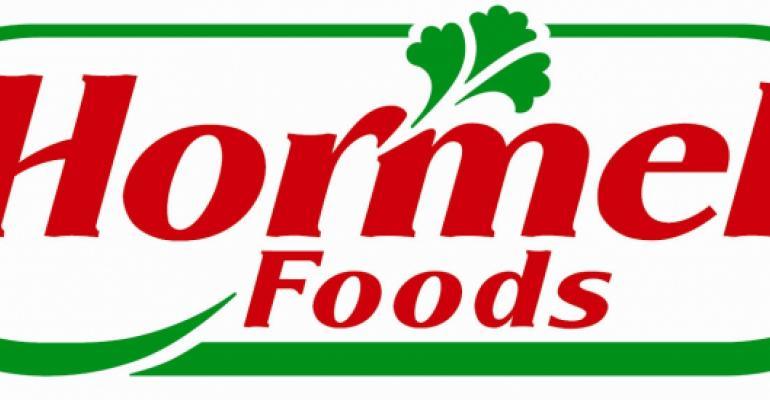 Hormel reports record Q4 sales
