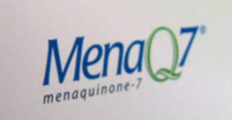 MenaQ7 Vitamin K2 launched in Australia, New Zealand