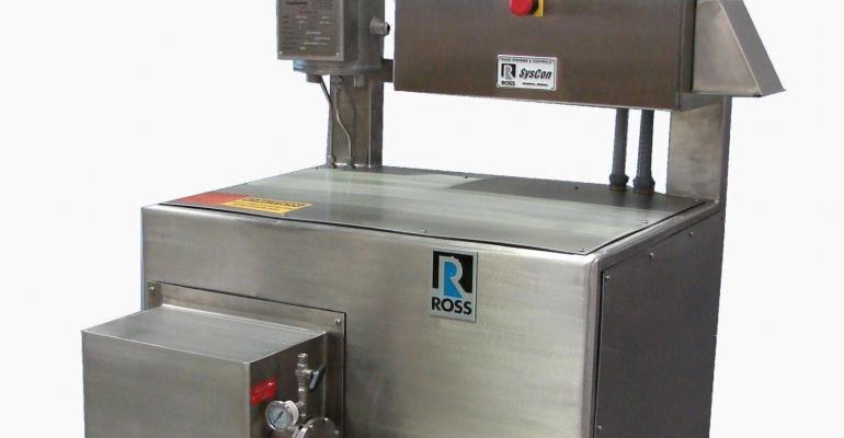 Ross debuts new X-Series Ultra-High Shear Mixer