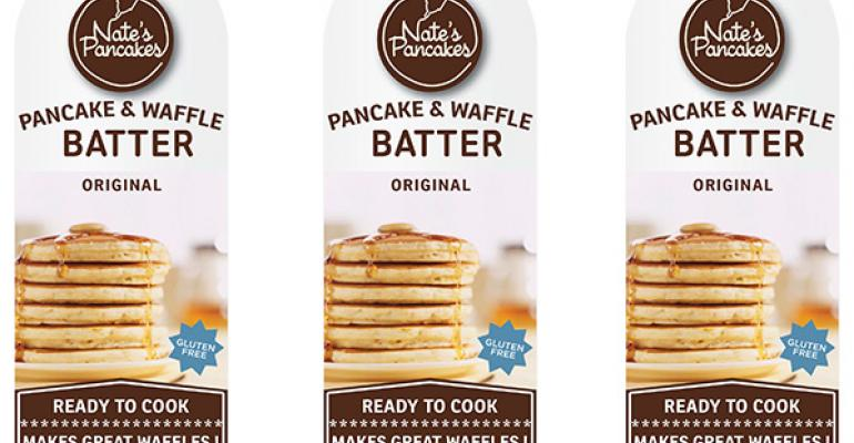 Nate's exports 3 million cans of pancake batter to China