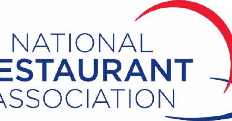 National Restaurant Association backs FDA menu rule