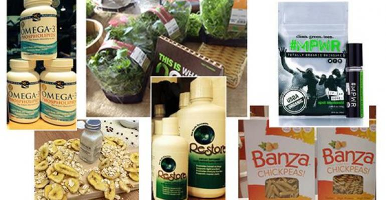 A closer look at 2014 Expo East NEXTY Food & Beverage Award winner Radicle Salads