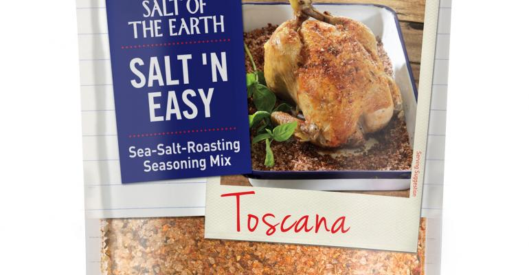 Salt-N-Easy shakes up specialty salt category