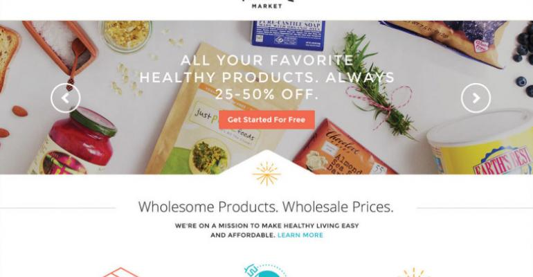 Thrive Market online health & wellness store launched