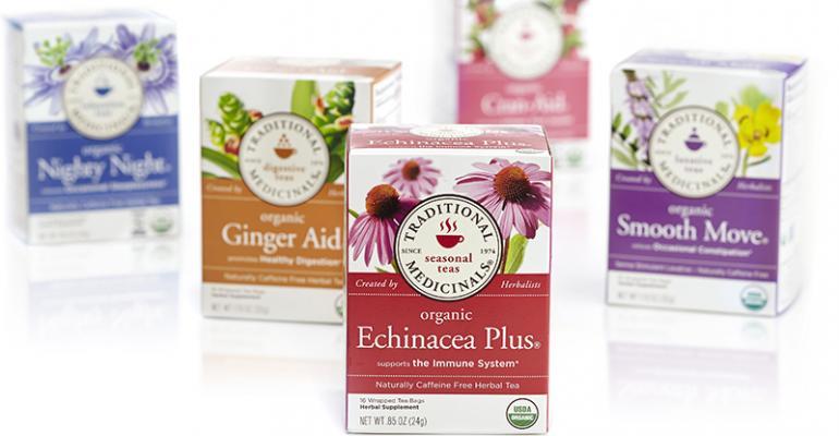 Wellness tea pioneer Traditional Medicinals turns 40