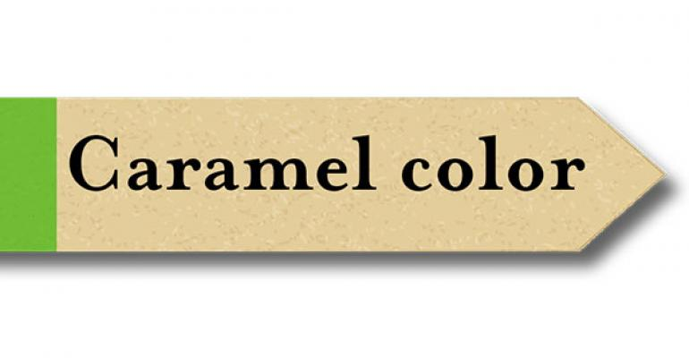 Is caramel color natural?