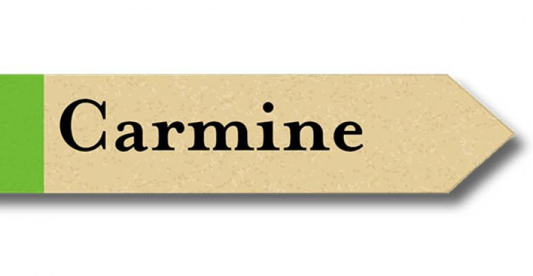 Is carmine natural?