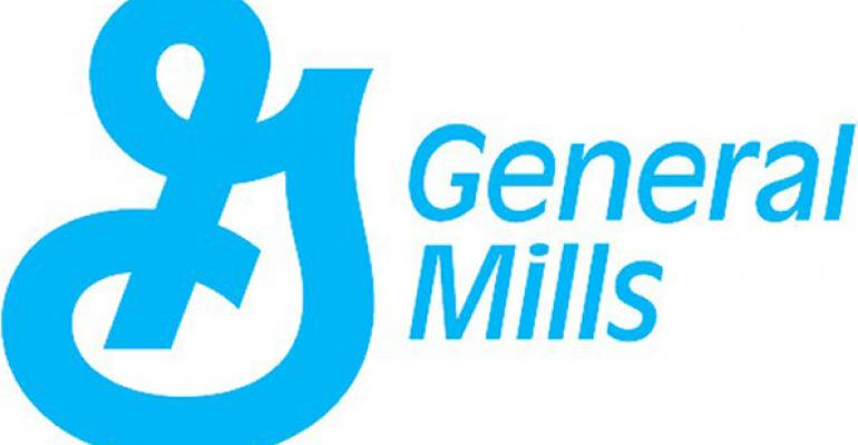 General Mills sales slide 3%