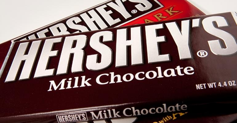 Hershey acquires Allan Candy