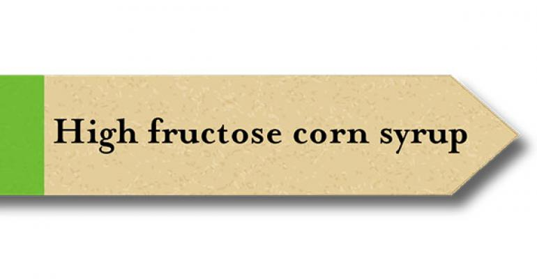 Is high fructose corn syrup natural?