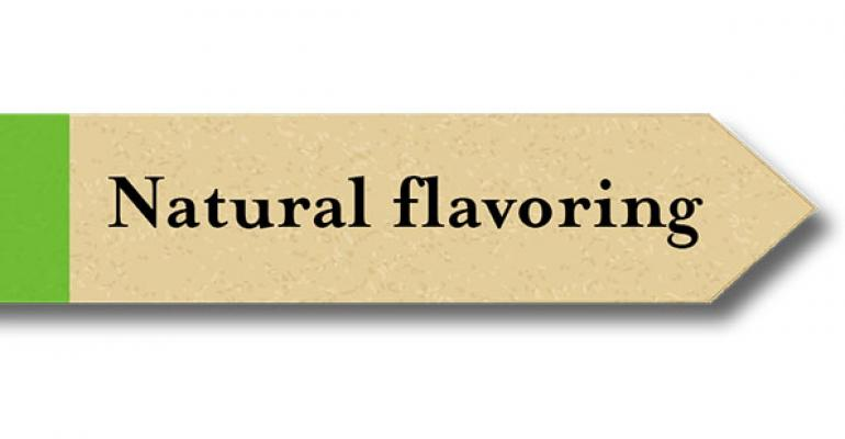 Is natural flavoring natural?