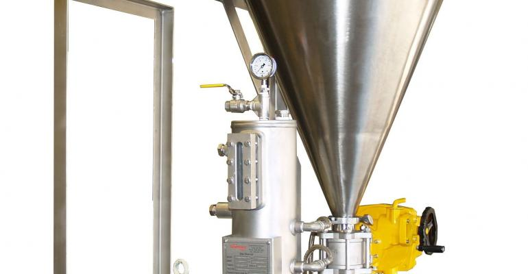 Ross debuts charging hopper for High Shear Mixers