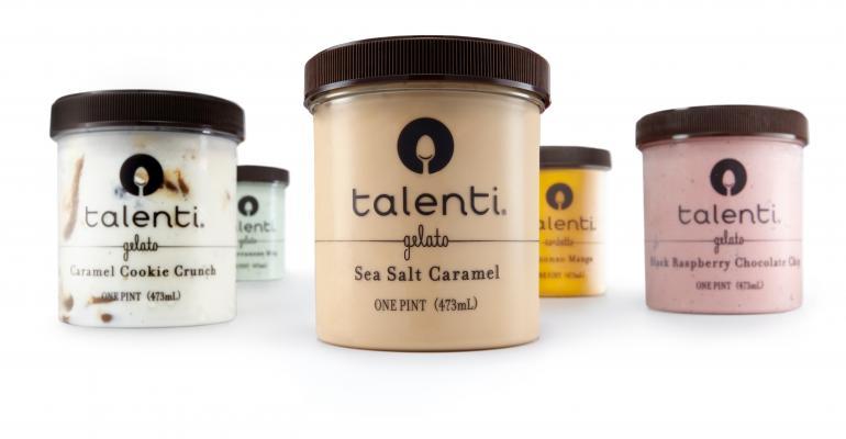 Unilever acquires Talenti Gelato & Sorbetto