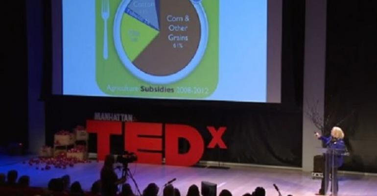 5 of this year's must-watch TED talks for the natural products industry