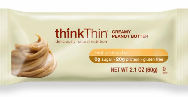 thinkThin names new CEO, thinks outside bar category