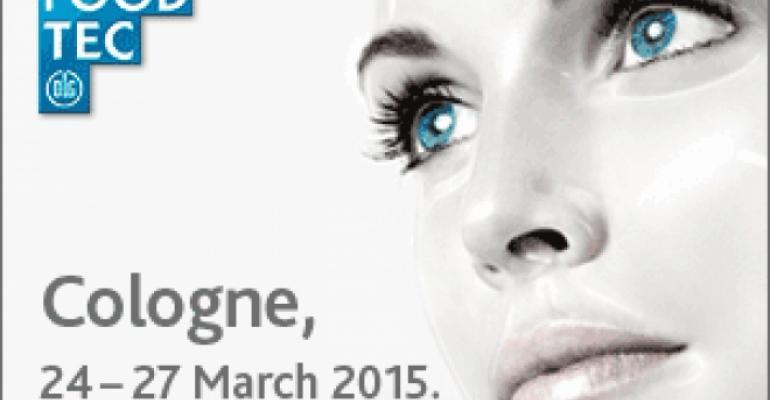 Anuga FoodTec 2015: the future of automation