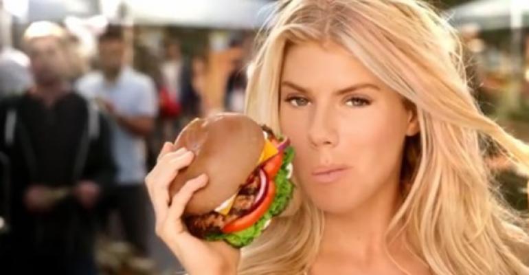 "Ad-fail: The Carl's Jr ""All Natural Burger"" Super Bowl spot"