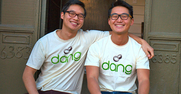 Vincent Kitirattragarn founder of Dang Foods