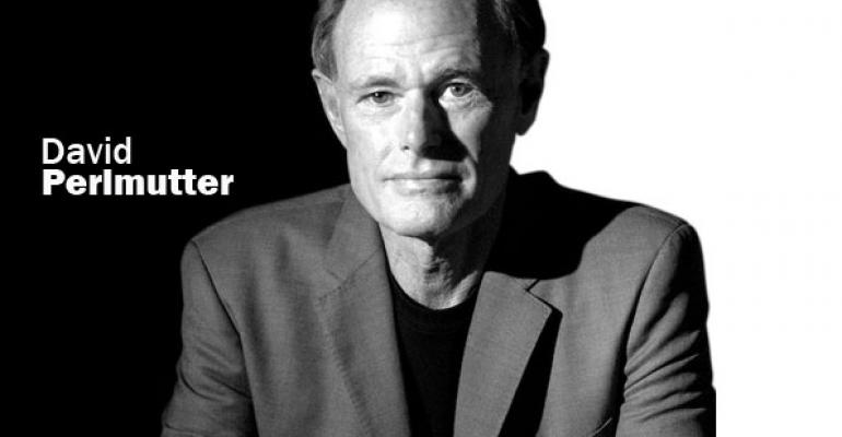 Expo West 2015 speaker David Perlmutter goes for the gut of brain matters