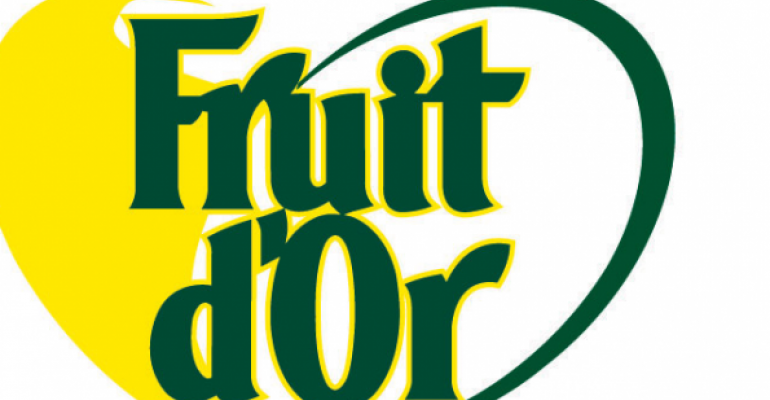 Fruit d'Or debuts Oral Cran
