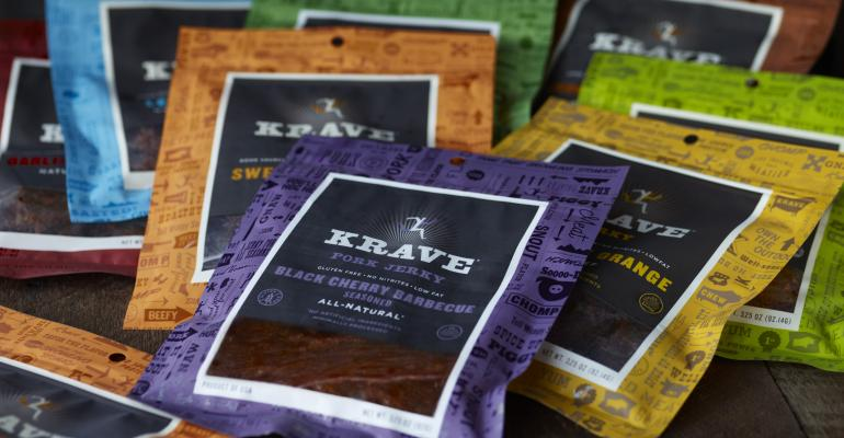 Hershey to acquire KRAVE Jerky