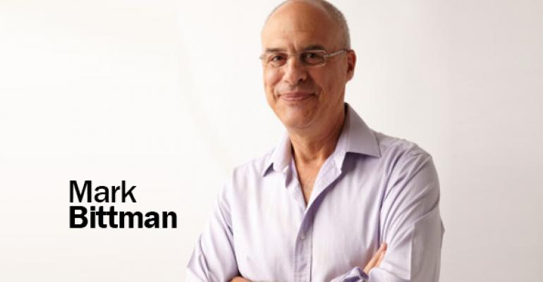 Why plants and cooking matter to Natural Products Expo West keynote speaker Mark Bittman