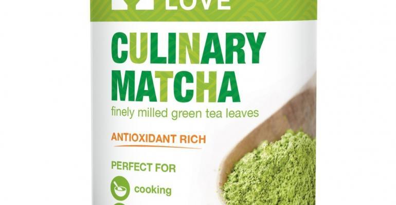 Matcha LOVE launches Culinary Matcha