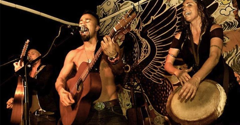 Get to know Nahko and Medicine for the People before Natural Products Expo West 2015