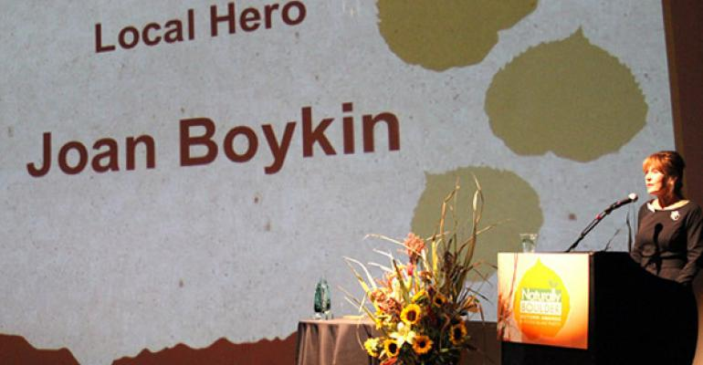 Q&A: Joan Boykin, Naturally Boulder's Lifetime Achievement Award Winner