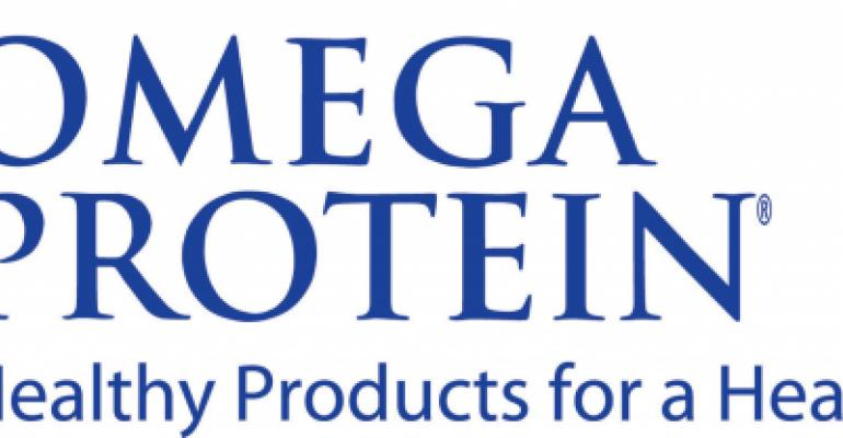 Omega Protein integrates human nutrition businesses