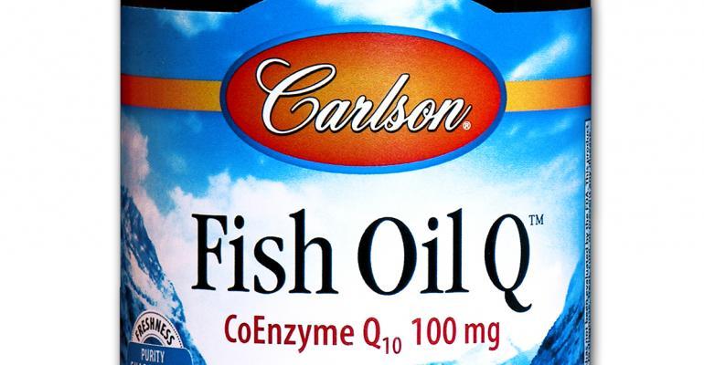 Carlson Laboratories launches Fish Oil Q