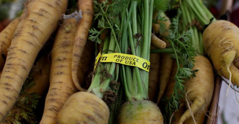 Could an organic check-off help grow the industry in all directions?