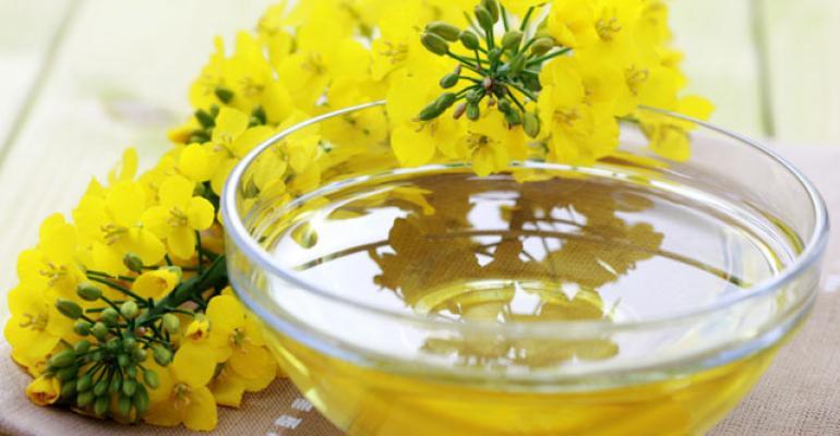 Non-GMO canola oil debuts at Engredea