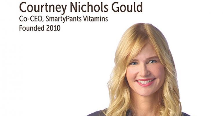 Entrepreneur Profile: Courtney Nichols Gould, co-founder & co-CEO of SmartyPants Vitamins