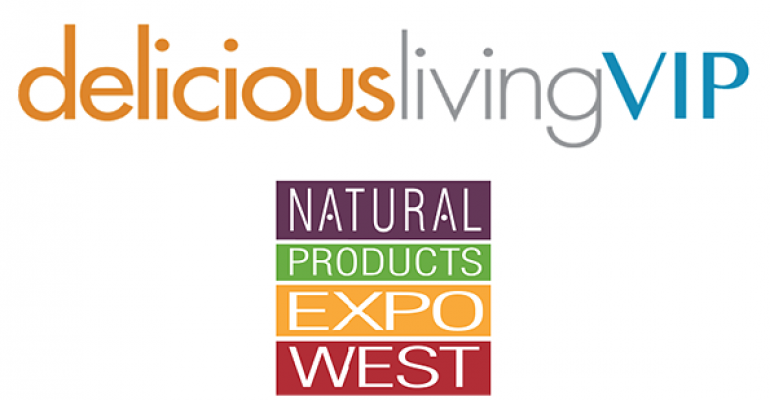 Delicious Living to host two readers at Expo West 2015