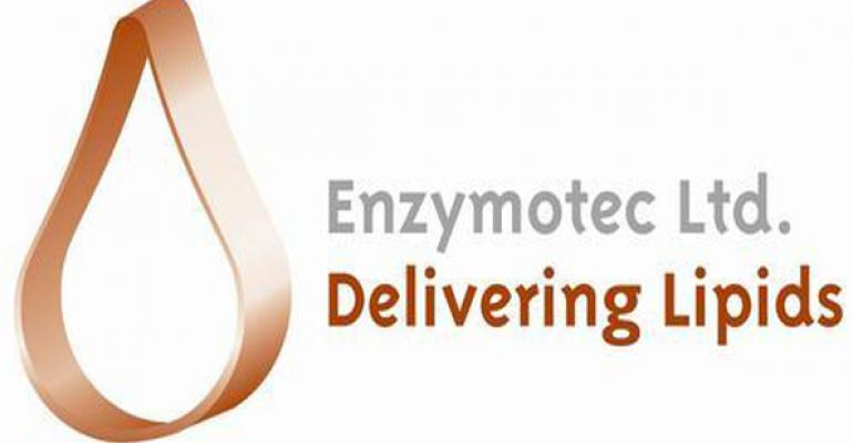 Enzymotec granted Australian patent for InFat