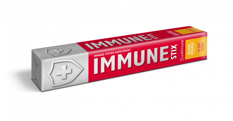 Complete Nutrition debuts Immune Stix with Wellmune