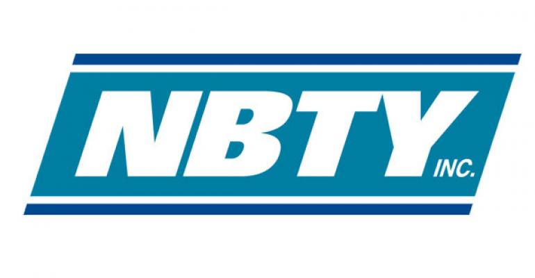 NBTY hasn't felt impact from New York supplement action, CEO says