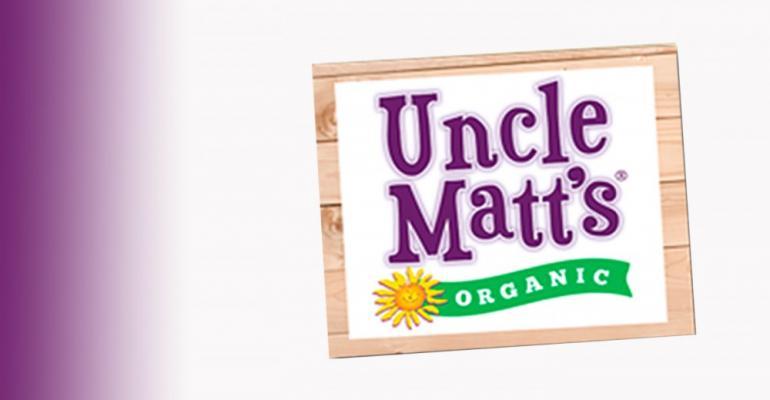 Uncle Matt's infuses turmeric, probiotics into new juices