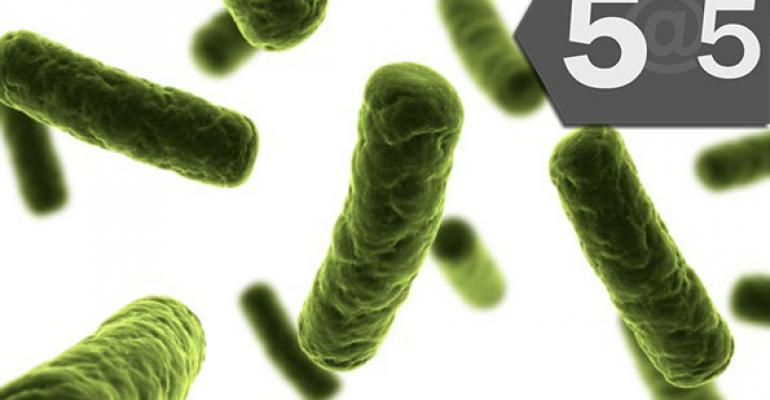 5@5: Nestle exploring probiotic-based autism treatment | Should FDA regulate gluten in medicine?