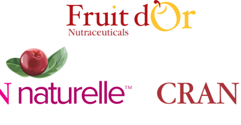 Fruit d'Or launches cranberry seed oil ingredient