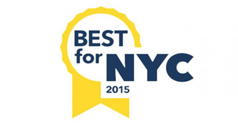 New York City Economic Development Corporation and Community of Certified B Corporations Launch 'Best For NYC' Challenge