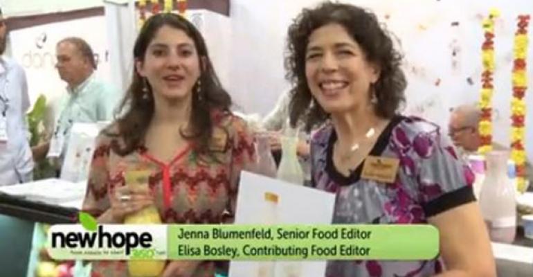 Jenna Blumenfeld and Elisa Bosley