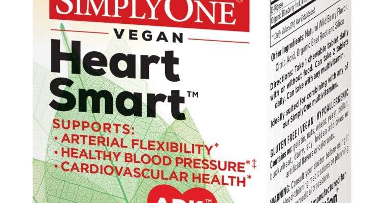 Patent-pending heart health supplement debuts at Expo West