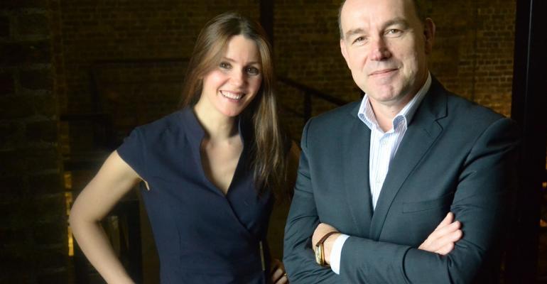 Former Pfizer, Nestlé president named Nuritas CEO