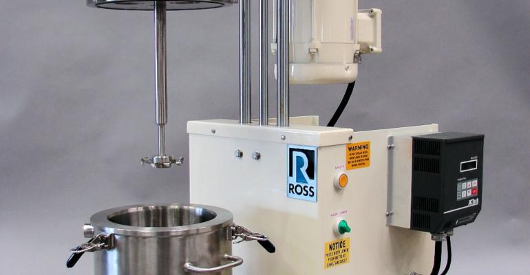 Ross debuts Vacuum High Speed Disperser