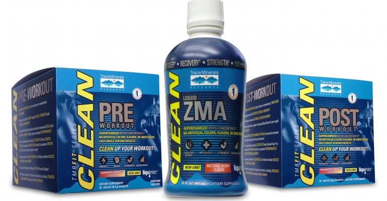 TMR debuts sports nutrition line at Expo West
